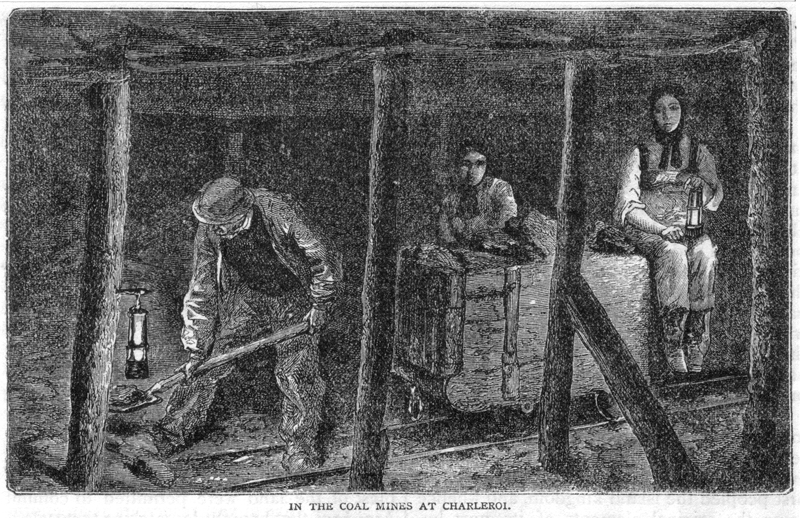 Coal Miners - Women in France